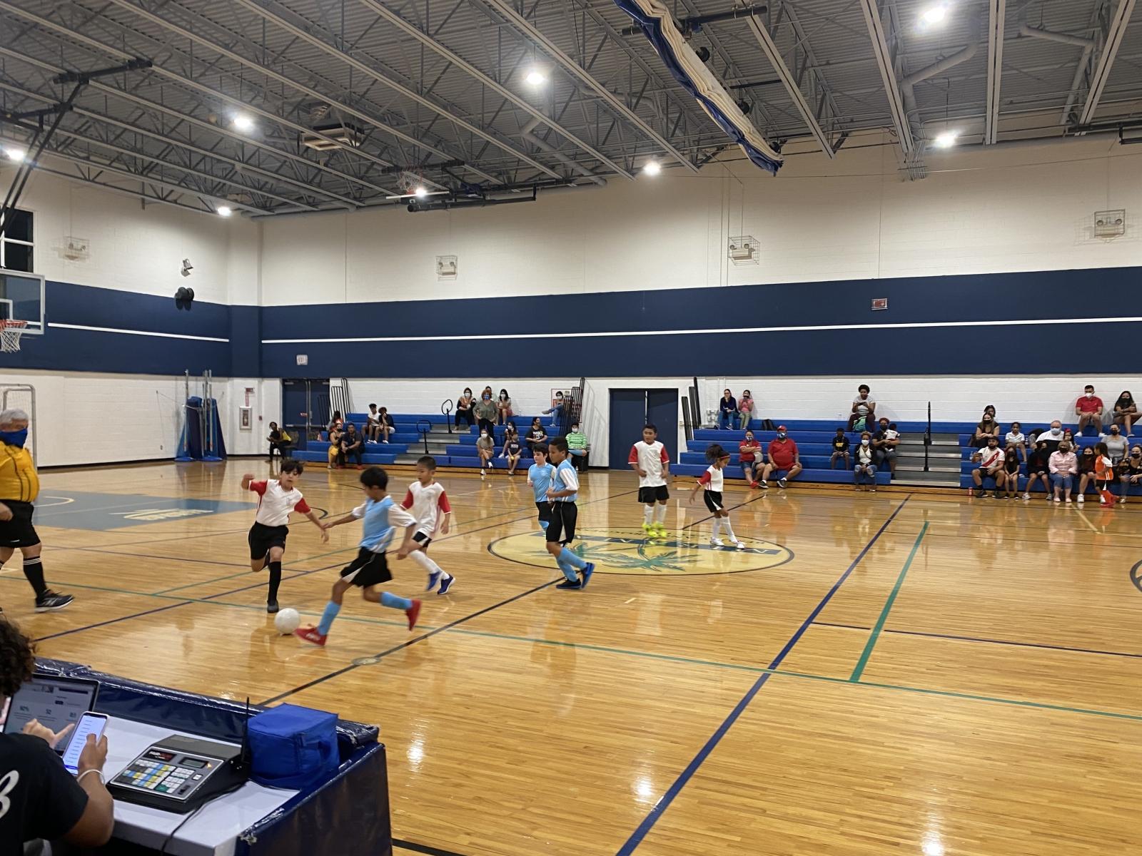 2021 Indoor Soccer