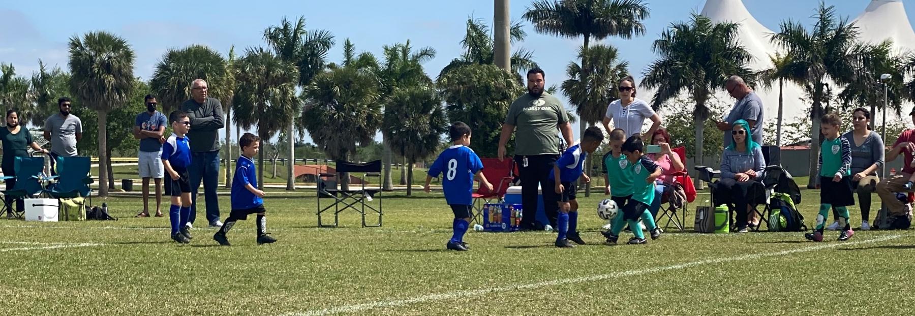 2021 Outdoor Soccer